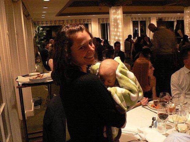 baby reception
