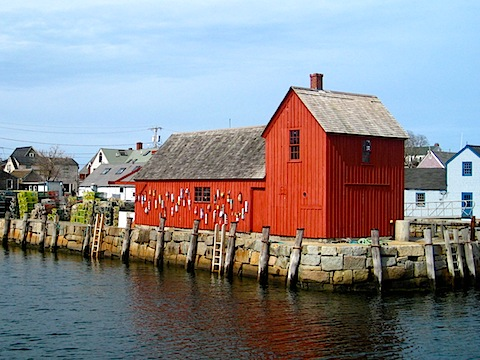 Rockport. (thought i was so photographically talented taking this picture ... and then i realized it's something like the most photographed/painted view ever. still pretty.)